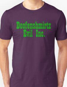 Doofenshmirtz Evil Inc. - GREEN T-Shirt