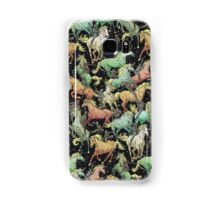 Ninjas+Unicorns Samsung Galaxy Case/Skin