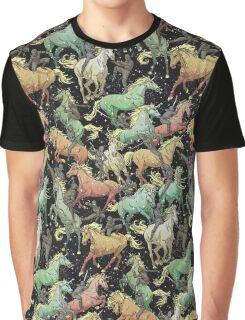 Ninjas+Unicorns Graphic T-Shirt