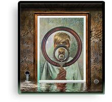 Mirror Mirror Canvas Print
