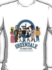 GTAS: Six Seasons and a Movie Edition T-Shirt