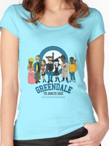 GTAS: Six Seasons and a Movie Edition Women's Fitted Scoop T-Shirt