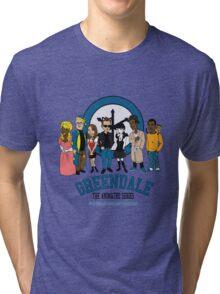 GTAS: Six Seasons and a Movie Edition Tri-blend T-Shirt