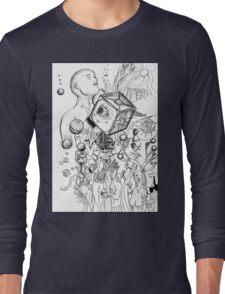 A Natural Unatural Mind Long Sleeve T-Shirt