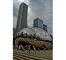 The Bean, Chicago, IL Photographic Print