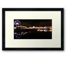 Quay Four - Cape Town Framed Print