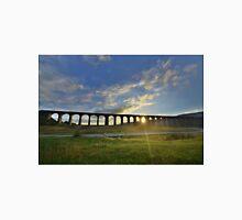 Yorkshire: Last Light at Ribblehead Viaduct Unisex T-Shirt