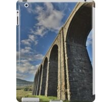 Yorkshire: The Ribblehead Arches iPad Case/Skin