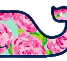 Lilly Vineyard Vines Whale by juliapram