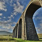 Yorkshire: The Ribblehead Arches by Rob Parsons