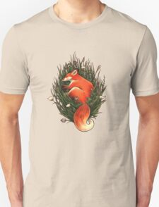 Fox in the Brush T-Shirt