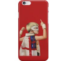 Kaptain Kiwi iPhone Case/Skin