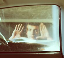 """LA...People...From My Car Window"" by Marianna Tankelevich"
