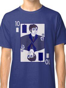 Ten of Tardis - Standard Blue Classic T-Shirt