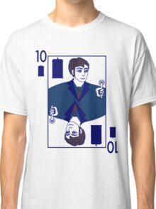 Ten of Tardis - White Classic T-Shirt