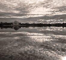 Potomac Tidal Basin, Washington D.C. by strangelight