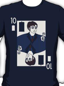 Ten of Tardis - Dark Blue T-Shirt