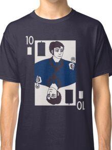 Ten of Tardis - Dark Blue Classic T-Shirt