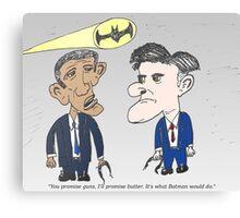 What Would Batman Do? Canvas Print