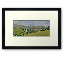 Yorkshire: Lowgill Viaduct Framed Print
