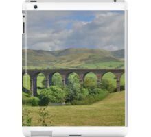 Yorkshire: Lowgill Viaduct iPad Case/Skin