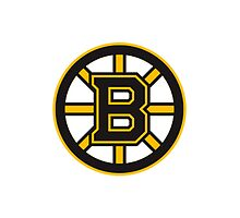 Boston Bruins iPhone Case by Joeytacos