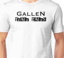 Teale Tales: Wyv Land of Magik Character T-Shirt - Gallen Unisex T-Shirt