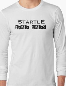 Teale Tales: Wyv Land of Magik Character T-Shirt - Startle Long Sleeve T-Shirt