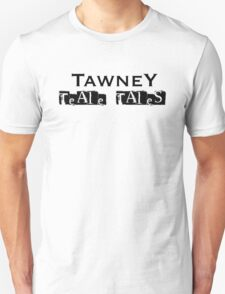 Teale Tales: Wyv Land of Magik Character T-Shirt - Tawney Unisex T-Shirt