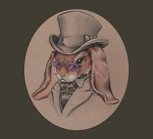 A Sharp Dressed Bunny Unisex T-Shirt
