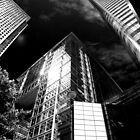 Canary Wharf # 3 by Dale Rockell