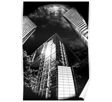 Canary Wharf # 3 Poster