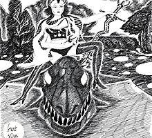 Dragon Throne by Grant Wilson