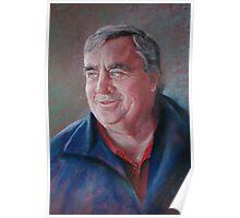 Portrait of Ken Poster