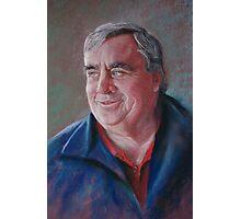 Portrait of Ken Photographic Print