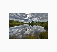 Yorkshire: Black Moss Tarn Reflections Unisex T-Shirt