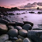 Cape Foulwind Rocks by Francis Carmine