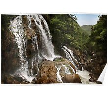 Waterfall - Sapa - Vietnam Poster