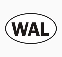 WAL - Oval Identity Sign by Ovals