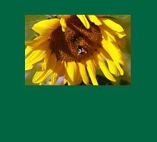 Sunflower and bee. Classic T-Shirt