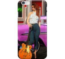 '56 Rockabilly Queen iPhone Case/Skin