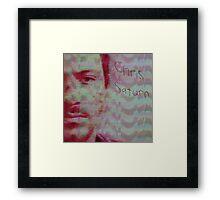 Year of the Iron Fist (Minimalist) Framed Print