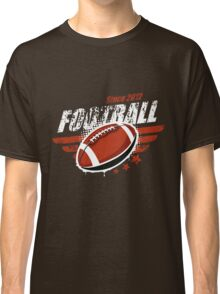 Vintage American Football Classic T-Shirt