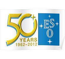 ESO at 50! Poster