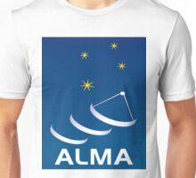 Atacama Large Millimeter Array (ALMA) Logo Unisex T-Shirt
