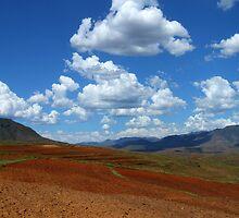 Lesotho Highlands by Dr Kev Robinson