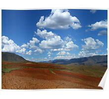 Lesotho Highlands Poster