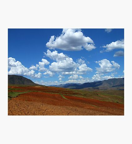 Lesotho Highlands Photographic Print