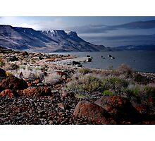 Lake Abert Photographic Print