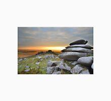 Cornwall: Sunset at Roughtor Unisex T-Shirt